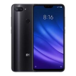 Telefon Mobil Xiaomi Mi 8 Lite Dual SIM, 64GB, 4G, Midnight Black