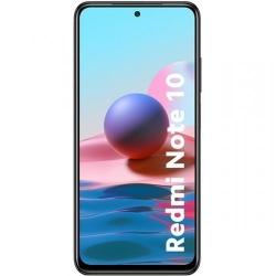Telefon Mobil Xiaomi Redmi Note 10 Dual SIM, 128GB, 4GB RAM, 4G, Onyx Gray