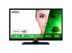 Televizor LED Horizon Smart 24HL7130H Seria HL7130H, 24inch, HD Ready, Black
