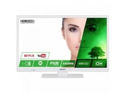 Televizor LED Horizon Smart 24HL7131H Seria HL7131H, 24inch, HD Ready, White