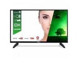Televizor LED Horizon Smart 32HL7330H Seria HL7330H, 32inch, HD Ready, Black + Soundbar Horizon HAV-S2200