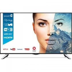 Televizor LED Horizon Smart 43HL8510U Seria HL8510U, 43inch, Ultra HD 4K, Black-Silver