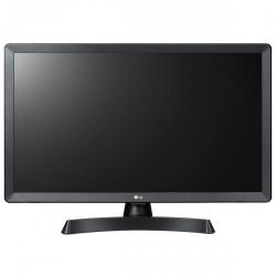 Televizor LED LG Smart 24TL510S-PZ Seria TL510S-PZ, 24inch, HD Ready, Black