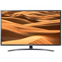 Televizor LED LG Smart 43UM7400PLB Seria M7400PLB, 43inch, Ultra HD 4K, Grey