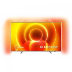 Televizor LED Philips 43PUS7855/12 Seria PUS7855/12, 43inch, UHD, Silver
