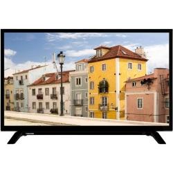 Televizor LED Toshiba Smart 32W2963DG, Seria W2963DG, 32inch, HD, Black