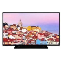 Televizor LED Toshiba Smart Android 55U3963DG, Seria U3963DG, 55inch, UltraHD 4K, Black