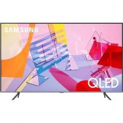 Televizor QLED Samsung Smart QE58Q60TAUXXH Seria 58Q60T, 58inch, Ultra HD 4K, Black