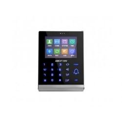 Terminal de acces control Hikvision DS-K1T105E-C ecran LCD si camera 2MP