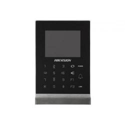 Terminal de control acces cu LCD Hikvision DS-K1T105M