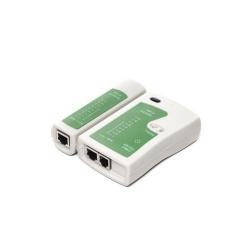 Tester cablu retea Netrack 103-01, RJ11/RJ12/RJ45