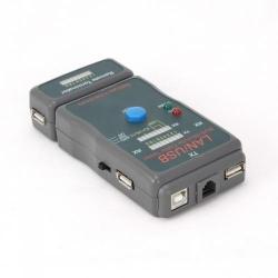 Tester cablu retea UTP/STP/USB Gembird NCT-2