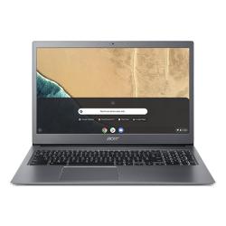 Ultrabook Acer Chromebook 715 CB715-1WT, Intel Core i7-8650U, 15.6inch Touch, RAM 16GB, eMMC 128GB, Intel UHD Graphics 620, Chrome OS, Grey