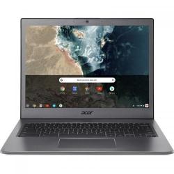 Ultrabook Acer Chromebook CB713-1W, Intel Core i5-8250U, 13.5inch, RAM 16GB, eMMC 64GB, Intel UHD Graphics 620, Chrome OS, Steel Grey