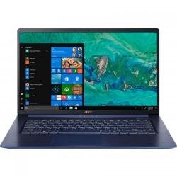Ultrabook Acer Swift 5 SF515-51T, Intel Core i5-8265U, 15.6inch Touch, RAM 8GB, SSD 256GB, Intel UHD Graphics 620, Windows 10, Charcoal Blue