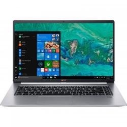 Ultrabook Acer Swift 5 SF515-51T, Intel Core i5-8265U, 15.6inch Touch, RAM 8GB, SSD 512GB, Intel UHD Graphics 620, Windows 10 Pro, Pure Silver