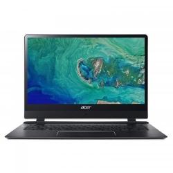Ultrabook Acer Swift 7 SF714-51, Intel Core i7-7Y75, 14inch Touch, RAM 8GB, SSD 256GB, Intel HD Graphics 615, Windows 10, Obsidian black