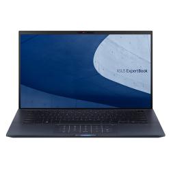 Ultrabook Asus ExpertBook B9450FA-BM0965, Intel Core i7-10510U, 14inch, RAM 16GB, SSD 1TB, Intel UHD Graphics 620, No OS, Star Black