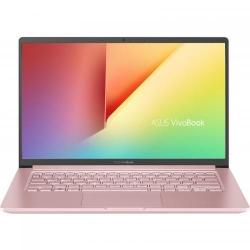 Ultrabook ASUS VivoBook 14 X403JA-BM013, Intel Core i7-1065G7, 14inch, RAM 16GB, SSD 512GB + 32GB Intel Optane, Intel UHD Graphics, Endless OS, Petal Pink