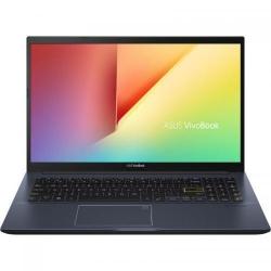 Ultrabook ASUS VivoBook 15 X513EA-BQ555, Intel Core i7-1165G7, 15.6inch, RAM 8GB, SSD 512GB, Intel Iris Xe Graphics, No OS, Bespoke Black