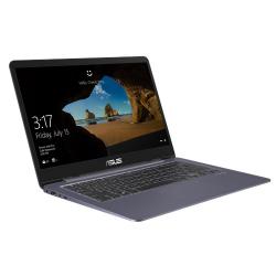 Ultrabook Asus VivoBook S14 S406UA-BM013, Intel Core I5-8250U, 14inch, RAM 8GB, SSD 256GB, Intel UHD Graphics 620, Endless OS, Starry Grey Metal