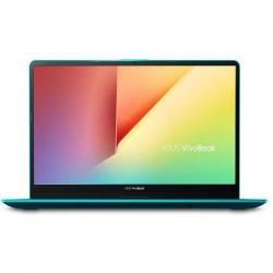 Ultrabook ASUS VivoBook S15 S530UF-BQ163, Intel Core i5-8250U, 15.6inch, RAM 8GB, SSD 256GB, nVidia GeForce MX130 2GB, Free Dos, Green