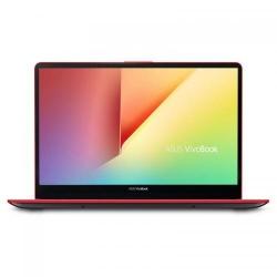 Ultrabook ASUS VivoBook S15 S530UN-BQ135, Intel Core i7-8550U, 15.6inch, RAM 8GB, SSD 256GB, nVidia GeForce MX150 2GB, Endless OS, Star Grey