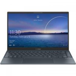 Ultrabook ASUS ZenBook 13 UX325EA-KG255T, Intel Core i7-1165G7, 13.3inch, RAM 16GB, SSD 512GB, Intel Iris Xe Graphics, Windows 10, Pine Grey