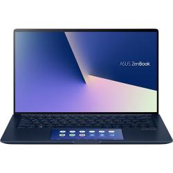 Ultrabook Asus ZenBook 13 UX334FL-A4014T, Intel Core i7-8565U, 13.3inch, RAM 16GB, SSD 512GB, nVidia GeForce MX250 2GB, Windows 10, Royal Blue
