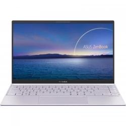 Ultrabook ASUS ZenBook 14 UX425EA-KI467T, Intel Core i5-1135G7, 14inch, RAM 8GB, SSD 512GB, Intel Iris Xe Graphics, Windows 10, Lilac Mist