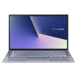 Ultrabook Asus ZenBook 14 UX431FA-AM102, Intel Core i7-8565U, 14inch, RAM 16GB, SSD 512GB, Intel UHD Graphics 620, Endless OS, Utopia Blue Metal