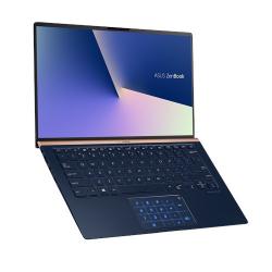 Ultrabook Asus ZenBook 14 UX433FA-A5046T, Intel Core I5-8265U, 14inch, RAM 8GB, SSD 256GB, Intel HD Graphics 620,  Windows 10, Royal Blue Metal
