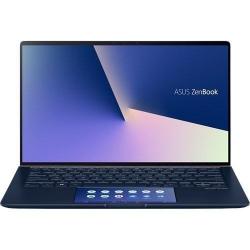 Ultrabook Asus ZenBook 14 UX434FL-AI040T, Intel Core i5-8265U, 14inch, RAM 8GB, SSD 512GB, nVidia GeForce MX250 2GB, Windows 10, Royal Blue