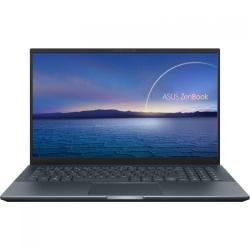 UltraBook Asus ZenBook Pro 15 UX535LI-BN239T, Intel Core i7-10870H, 15.6inch, RAM 16GB, HDD 1TB + SSD 512GB, nVidia GeForce GTX 1650 Ti 4GB, Windows 10, Pine Grey
