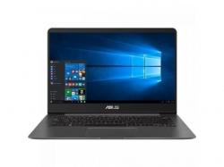 Ultrabook ASUS ZenBook UX430UA-GV502R, Intel Core i7-8550U, 14inch, RAM 16GB, SSD 256GB, Intel UHD Graphics 620, Windows 10 Pro, Grey