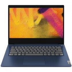 Ultrabook Lenovo IdeaPad 3 14IIL05, Intel Core i3-1005G1, 14inch, RAM 4GB, SSD 256GB, Intel UHD Graphics, No OS, Abyss Blue