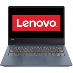 Ultrabook Lenovo IdeaPad 330S-14IKB, Intel Core i5-8250U, 14inch, RAM 8GB, HDD 1TB + SSD 128GB, Intel UHD Graphics 620, Free Dos, Midnight Blue