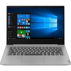 Ultrabook Lenovo IdeaPad S340, AMD Ryzen 5 3500U, 14inch, RAM 8GB, SSD 512GB, AMD Radeon Vega 8, Windows 10, Platinum Grey