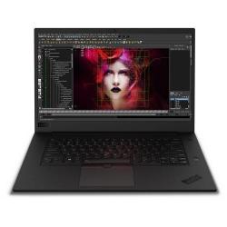 Ultrabook Lenovo ThinkPad P1 Gen3, Intel Core i7-10750H, 15.6inch, RAM 16GB, SSD 512GB, nVidia Quadro T2000 Max-Q 4GB, Windows 10 Pro, Black