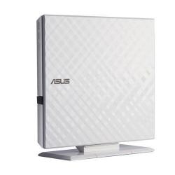 Unitate optica externa Asus SDRW-08D2S-U, DVD-RW, White