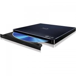 Unitate Optica Externa LG BP55EB40 Blu-Ray Black, compatibil Mac