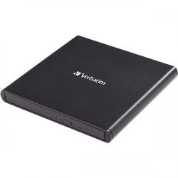 Unitate Optica Verbatim Slimline 53504, USB 2.0, negru