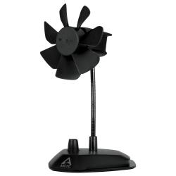 Ventilator pentru laptop Arctic Breeze USB, Black