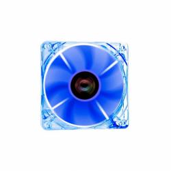 Ventilator Riotoro Cross-X Clear Classic, Blue LED, 120mm