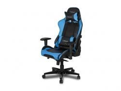 Scaun gaming Arozzi Verona XL Plus, Black-Blue