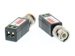 Video balun cu surub pentru cablu UTP/FTP; Cod EAN: 5948636027419
