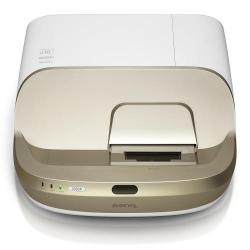 Videoproiector BenQ W1600UST, White-Gold