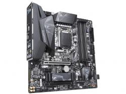 Placa de baza Gigabyte Z490M GAMING X, Intel Z490, Socket 1200, mATX