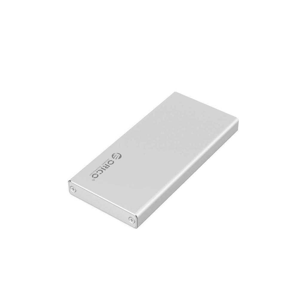 Adaptor SSD Orico MSA-U3 PRO, USB 3.0, Silver
