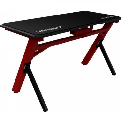Birou gaming Gamdias Daedelus E1, Black-Red